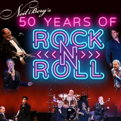 50 yrs of Rock and Roll - Postponed