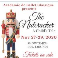The Nutcracker: A Child's Tale - CANCELLED