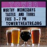 "Tower's ""Worthy Wednesdays"" Return"