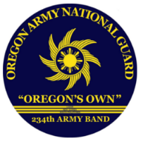 Oregon's Own 234th - Army Band