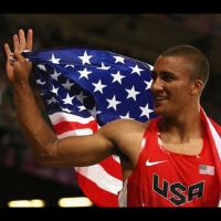Parade of Olympians Honoring Ashton Eaton
