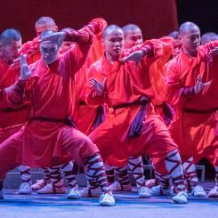 Shaolin Warriors - Feb 7, 2017