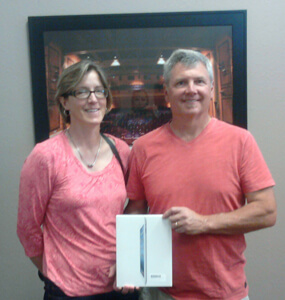 iPad winner - Jeff Jones raffle winner w_iPad- crop300x-2.jpg