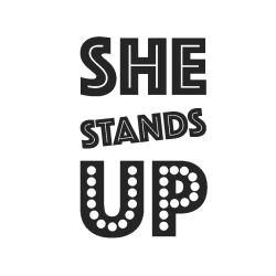 She Stands Up