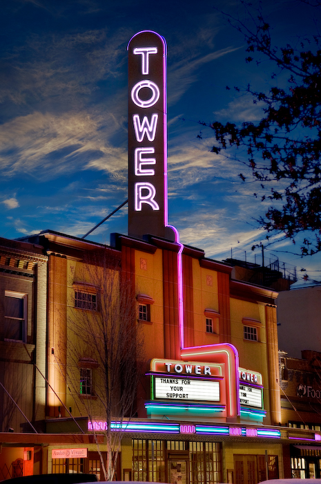 Tower Theatre Bend Oregon